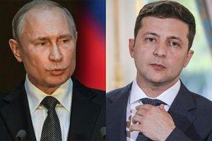 Lãnh đạo Nga - Ukraine vào thẳng trọng tâm trong lần đầu đối thoại