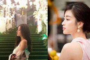 Nhan sắc xinh đẹp của 'bản sao Đỗ Mỹ Linh' tại Miss World Việt Nam 2019