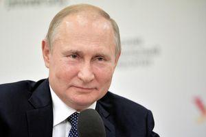 Ông Putin: Moscow sẵn sàng tiến hành 'bất cứ dạng đối thoại nào về vấn đề Ukraine'