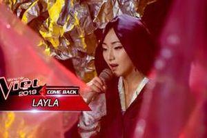 Layla - The Voice 2019: 'Chú Tuấn Ngọc tinh tế, anh Hồ Hoài Anh lại giúp mình khai phá chất riêng'