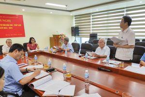 Ủy ban MTTQ tỉnh: Tổng kết hoạt động Hội đồng tư vấn Dân chủ - Pháp luật nhiệm kỳ 2014-2019