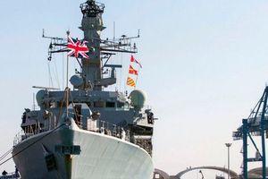 Giữa sóng gió Iran: Thêm tàu chiến Anh đến vùng Vịnh