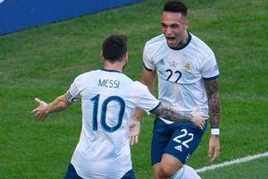 Messi bị đại diện 'đàn em' chọc giận