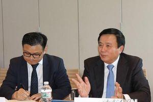 Việt Nam và Mỹ tăng cường mối quan hệ đối tác toàn diện