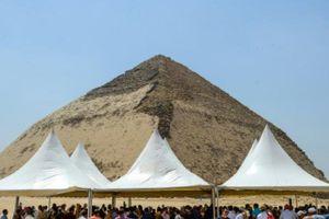 Ai Cập mở cửa 2 kim tự tháp cổ, hé lộ nhiều bí ẩn