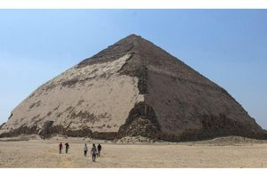 Ai Cập mở cửa kim tự tháp hơn 4.600 năm tuổi cho công chúng