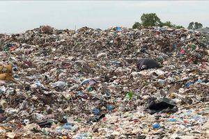 Các hộ dân ở gần bãi rác Thọ Vức đã được bố trí nơi ở mới