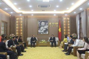 Vun đắp tình hữu nghị Việt – Lào mãi mãi bền vững