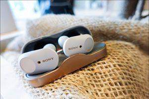 Sony chính thức ra mắt tai nghe chống ồn nhỏ gọn WF-1000XM3, bán ra từ tháng 8