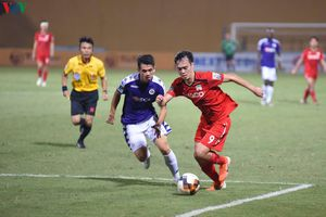 Vòng 16 V-League 2019: HAGL hòa Hà Nội FC kịch tính, TPHCM vững ngôi đầu