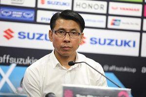 HLV Malaysia 'thở phào' khi chung bảng với Việt Nam, Thái Lan