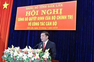 Chủ tịch LĐLĐ Việt Nam làm Bí thư Tỉnh ủy Đắk Lắk