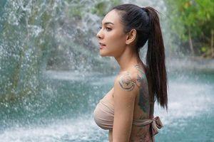 Hồ bơi vô cực như thác nước dành cho các ngôi sao giữa lòng Thái Lan