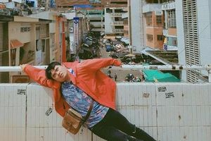 Quá buồn ngủ, chàng trai tạo dáng vật vờ ở Đà Lạt, ảnh hút nghìn like