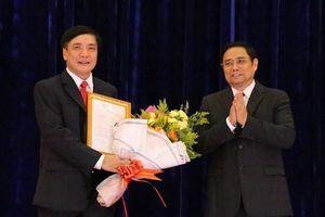 Chủ tịch Tổng liên đoàn Lao động làm Bí thư Đắk Lắk