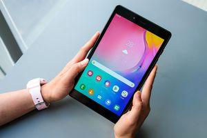 Chi tiết Galaxy Tab A 8.0 - 'điện thoại bảng' giá 3,7 triệu đồng