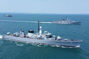 Mỹ, NATO tập trận hải quân Breeze 2019 tại Bulgaria