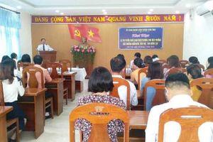 Đà Nẵng thi tuyển lãnh đạo Ban Giám hiệu, chuẩn bị năm học mới