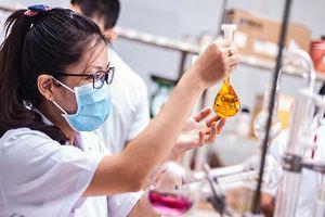 Nữ sinh Đại học Bà Rịa - Vũng Tàu điều chế thành công ứng dụng trị tiểu đường