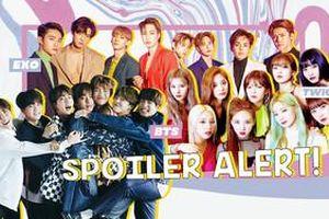 Điểm danh những thành viên là 'spoiler' chính hiệu trong các nhóm nhạc Kpop