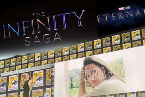 Marvel xác nhận Angelina Jolie và dàn diễn viên sẽ tham gia bom tấn The Eternals