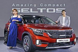Kia Seltos chào bán từ 383 triệu đồng tại Hàn Quốc