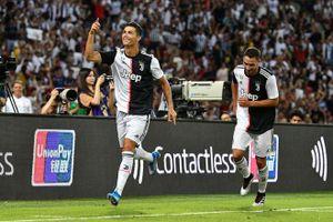 Ronaldo ghi bàn xuất sắc nhưng Juventus vẫn thua đau trước Tottenham