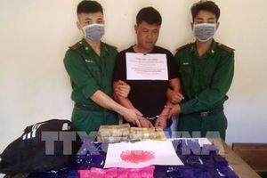 Quảng Bình bắt giữ đối tượng nước ngoài cầm đầu đường dây ma túy xuyên quốc gia