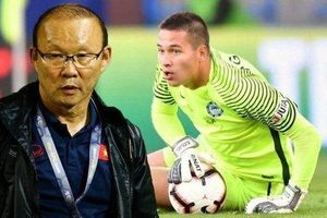 Filip Nguyễn lỡ trận đại chiến với Thái Lan ở vòng loại World Cup?