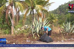 Người nhặt rác dưới đáy biển Đà Nẵng