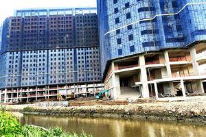 Dự án Marina Tower của Đại Thịnh Phát lấn rạch: Chủ tịch Bình Dương chỉ đạo 'nóng'