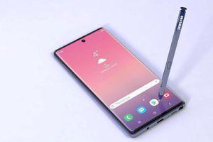 Lộ thêm thông số Galaxy Note10 với bút S Pen được làm mới