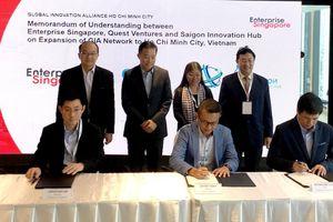 Singapore mở rộng Liên minh Đổi mới Sáng tạo Toàn cầu tại TPHCM