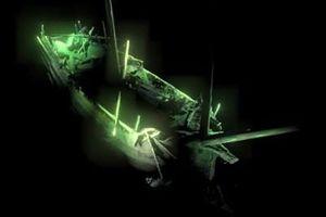 Tàu có niên đại cách đây khoảng 500 năm vẫn còn nguyên vẹn dưới đáy biển Baltic