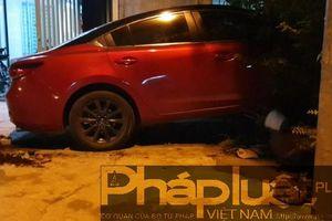 Bình Dương: Tai nạn liên hoàn, 2 người bị thương