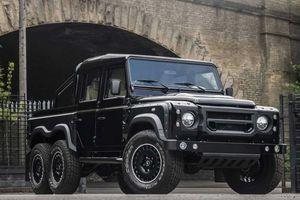 Rao bán Land Rover Defender Flying Huntsman 6x6 siêu hầm hố giá 8 tỷ đồng