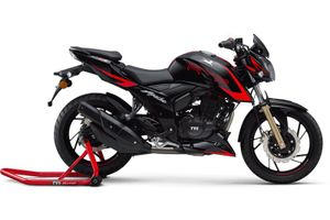 Naked bike 197,75cc, phanh ABS, giá hơn 37 triệu đồng