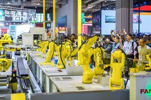 Trung Quốc đầu tư mạnh tay vào ngành công nghệ robot