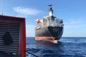 Chuyển hướng tìm kiếm thuyền viên mất tích trên vùng biển Hải Phòng