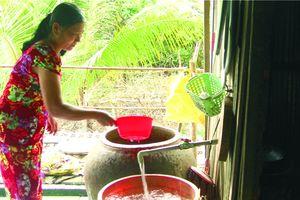 Tân Hồng có 52 trạm cấp nước sạch tập trung