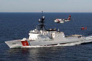 Tuần duyên Mỹ theo dõi hoạt động của Trung Quốc ở Biển Đông