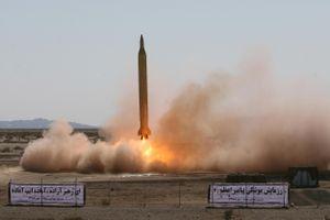 Iran phóng thử tên lửa đạn đạo tầm trung, Mỹ vẫn 'mập mờ' thông tin