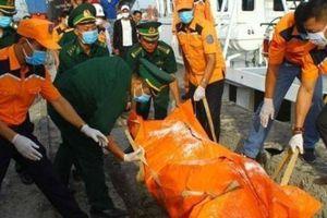 Xác định danh tính 3 thuyền viên vụ chìm tàu trên vùng biển Hải Phòng