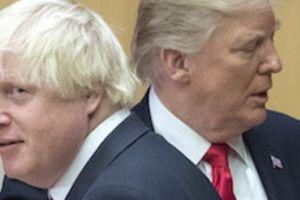 Ông Trump nói Mỹ và Anh sắp có thỏa thuận thương mại 'rất lớn'