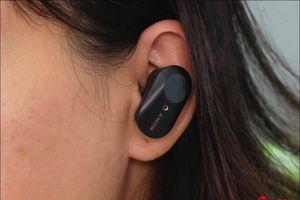 Sony chính thức cho đặt hàng tai nghe WF-1000XM3 từ hôm nay, giá 5,49 triệu đồng