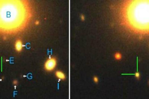 Sửng sốt phát hiện mới về siêu tân tinh HSC16aay
