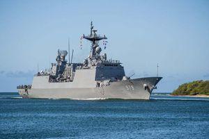 Hàn sẽ cử tàu tham gia liên minh bảo vệ tàu ở vịnh Ba Tư