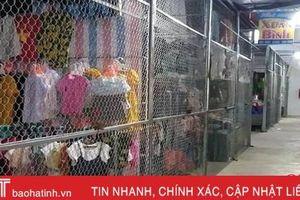 Xã hội hóa đầu tư xây chợ nông thôn ở Hà Tĩnh: Doanh nghiệp gặp khó!