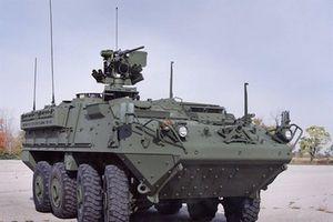Thái Lan bất ngờ mua Stryker của Mỹ