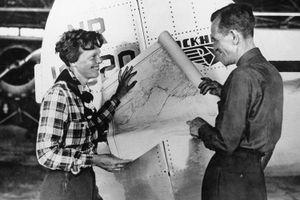 Giải mã chấn động vụ mất tích nữ phi công huyền thoại